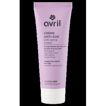 Anti-aging cream  50 ml – Certified organic