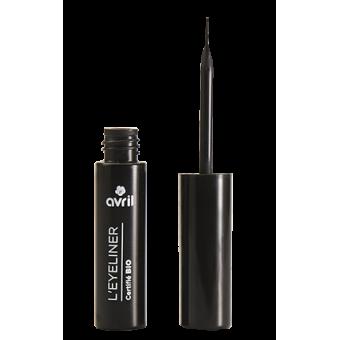 Eyeliner Noir  Certified organic