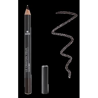 Eye pencil Noir Charbon  Certified organic