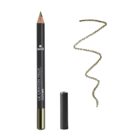 Eye pencil Vert Camouflage  Certified organic