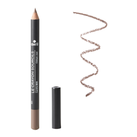 Eyebrow pencil Châtain Clair  Certified organic