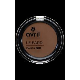 Eye shadow Cannelle Mat  Certified organic