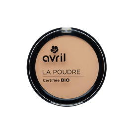 Compact powder Nude  Certified organic