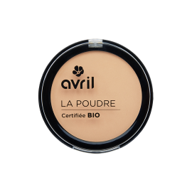 Poudre compacte Claire - Certifié bio