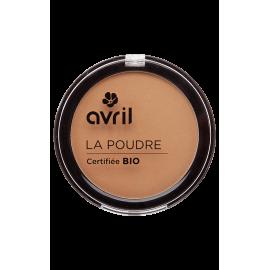 Bronzer Ambrée  Certified organic