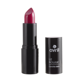 Lipstick Rouge Sang n°636   Certified organic