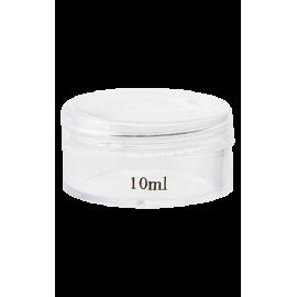 Travel jars to fill  10ml