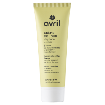 Face cream for day Normal Skins  50ml - Certified organic