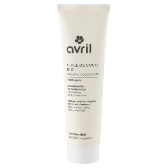 Coconut oil  100 ml - Certified organic