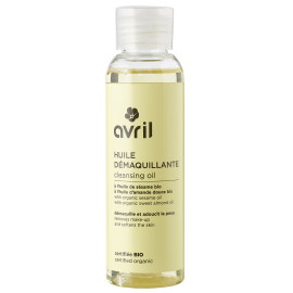 Cleansing oil  100ml - Certified organic