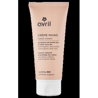 Hand cream  100ml - Certified organic (restock 28/02)