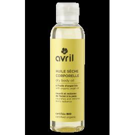 Dry body oil  150 ml - Certified organic