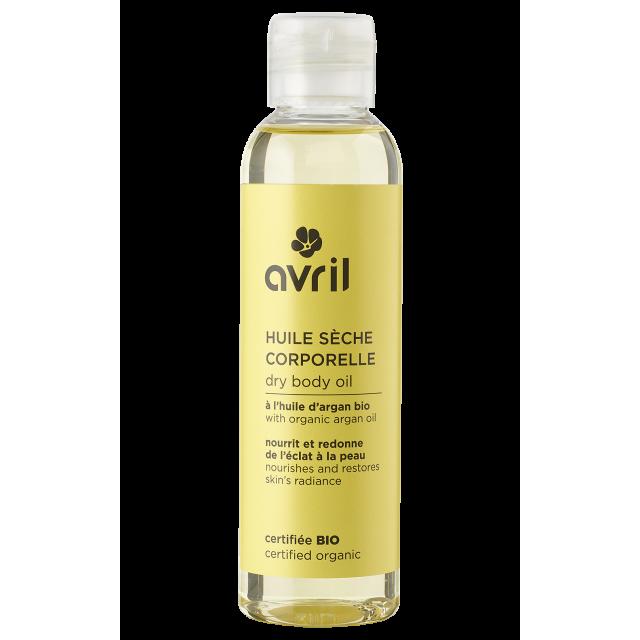 Organic body dry oil