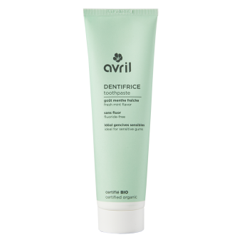 Toothpaste  100 ml - Certified organic