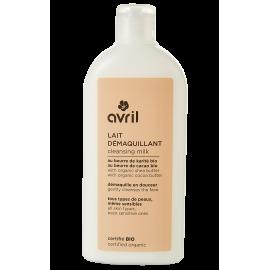 Cleansing milk  250ml - Certified organic