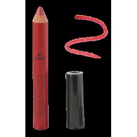 Organic lipstick pencil Vrai Rouge