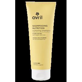 Nurturing shampoo 250 ml - Certified organic