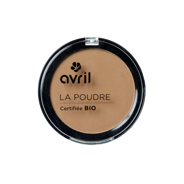 Good-looking & Contouring powder Claire  Certified organic