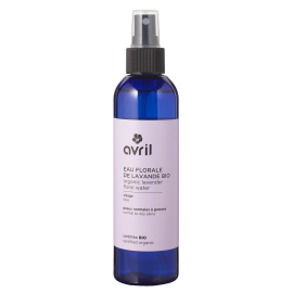 Organic lavender floral water