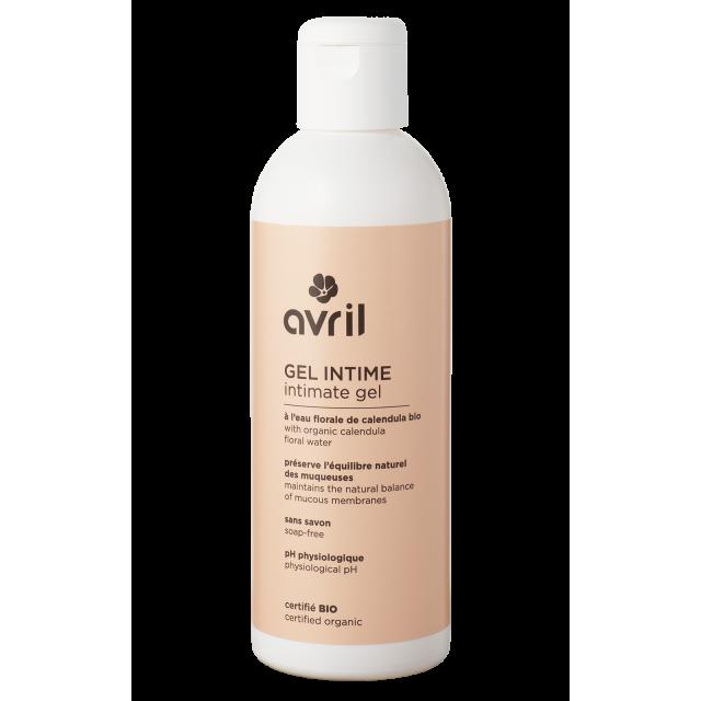 Organic intimate gel