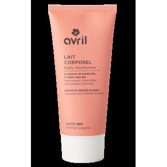 Body moisturizer  200 ml - Certified organic