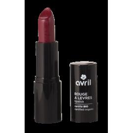 Lipstick Prune n°600   Certified organic