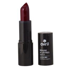 Lipstick Cerise Burlat n°602   Certified organic