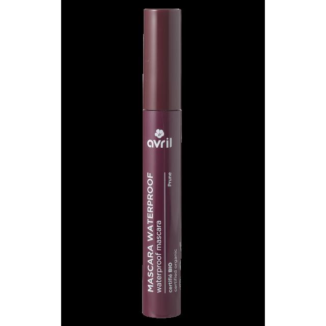 Mascara Water-resistant Prune  Certified organic