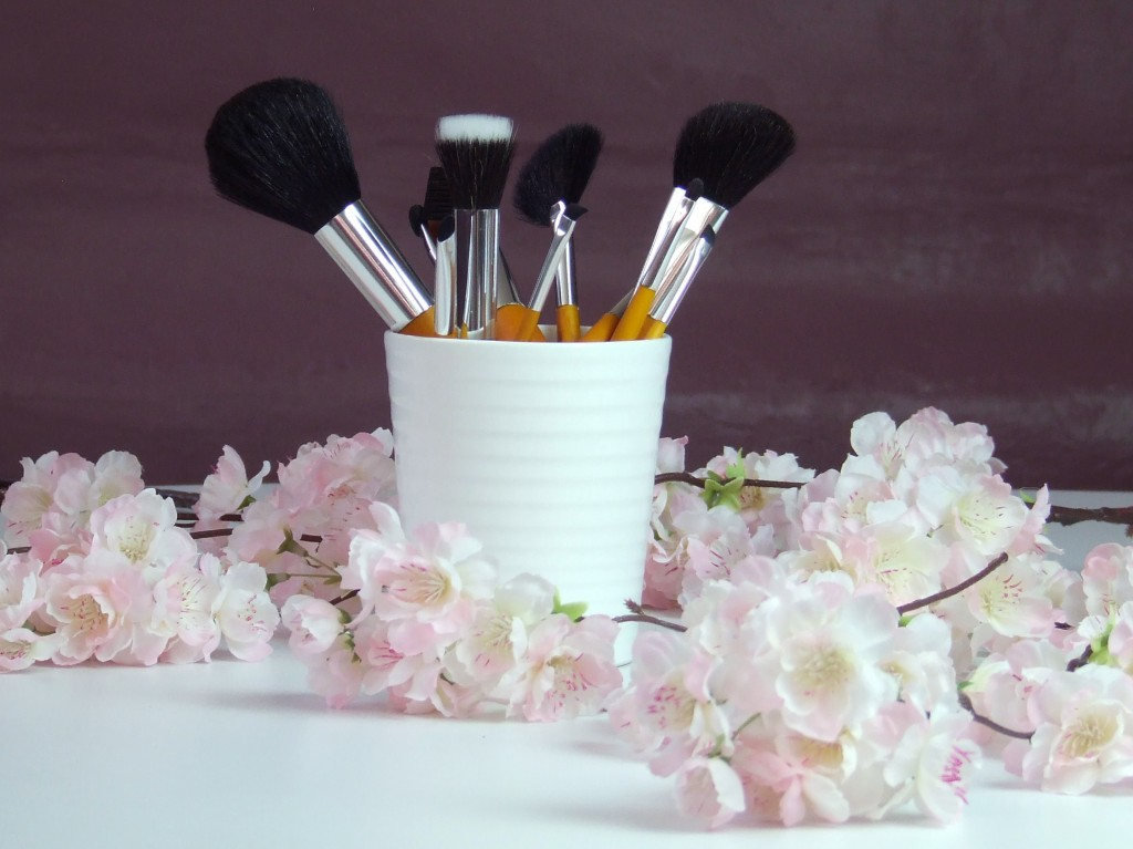 How to well clean my make-up brushes?